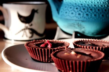 3 prune cupcakes